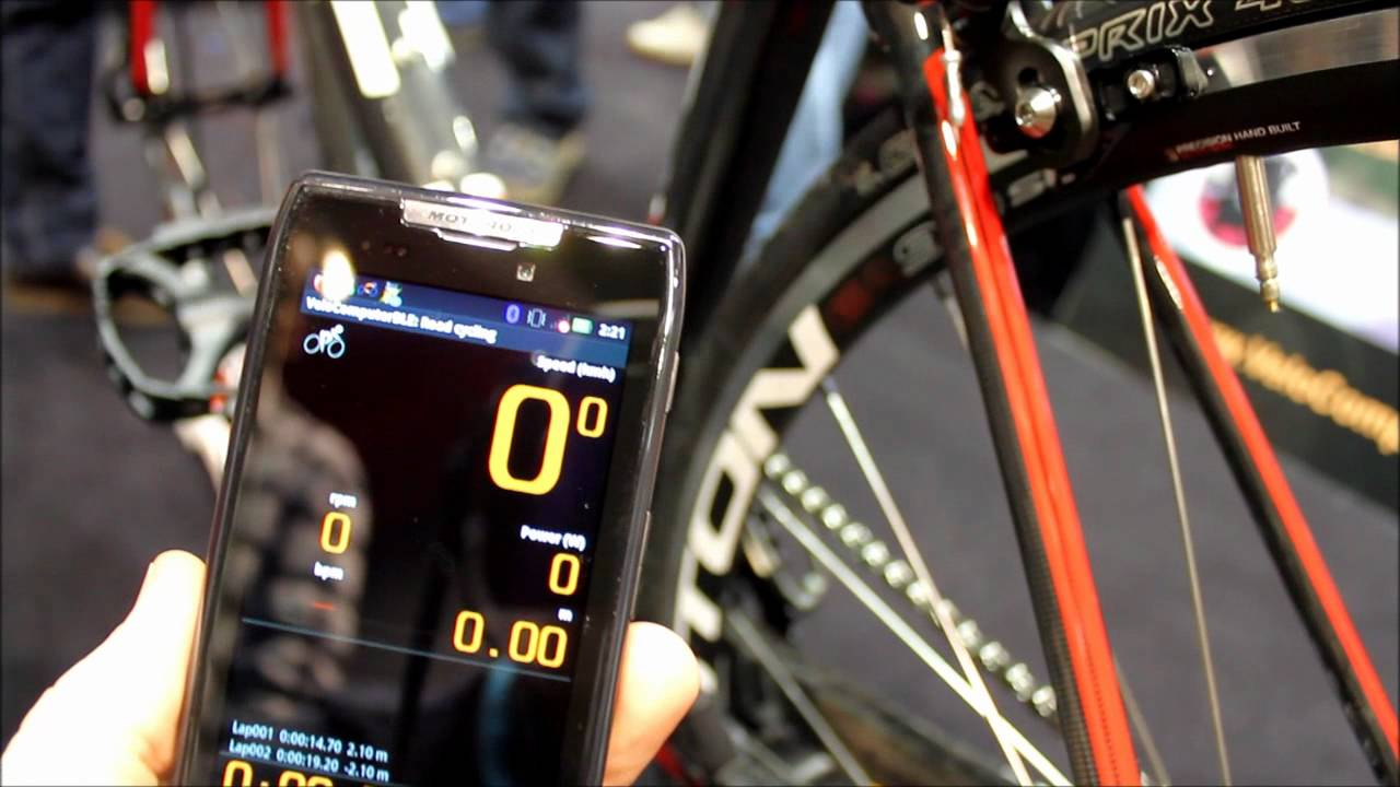 Velocomputer Sound Of Motion Power Meter Speed Cadence