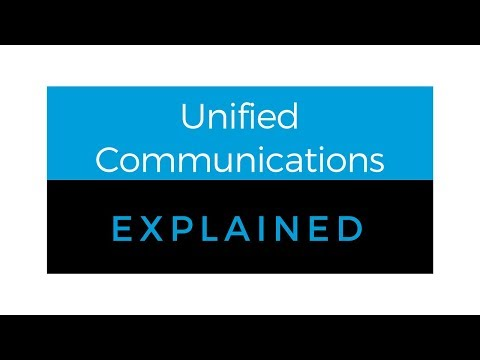 What is Unified Communication?