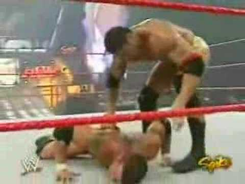 Randy Orton vs Batista - www.eswrestling.com -