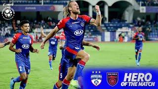 Hero of the Match - Erik Paartalu | Bengaluru FC 3-0 Odisha FC | Hero ISL 2019-20