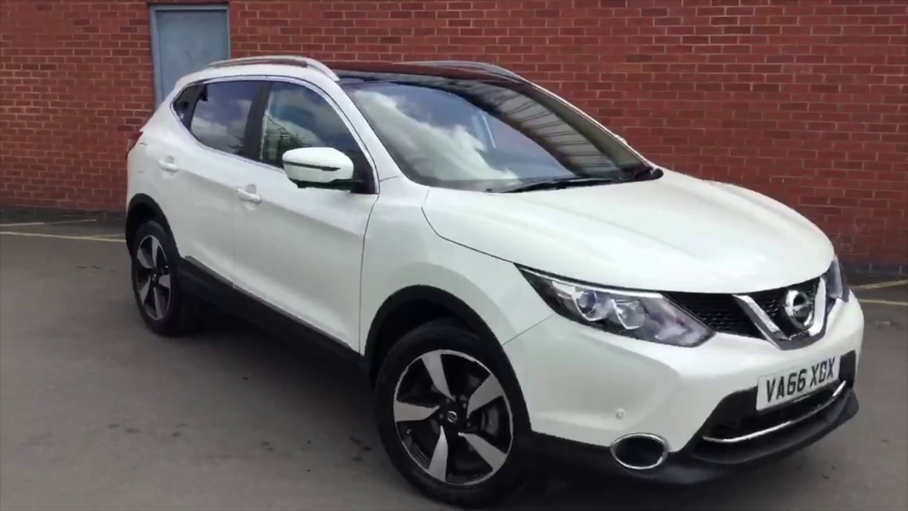 2017 nissan new generation qashqai 1 5 dci n connecta va66 xdx at hylton nissan worcester youtube. Black Bedroom Furniture Sets. Home Design Ideas