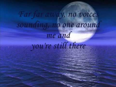Full Moon Lyrics by The Black Ghosts