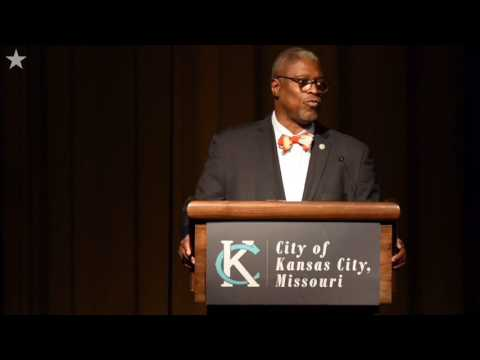 """Mayor Sly James asserts """"the state of our city is strong,"""" in State of the City Speech"""