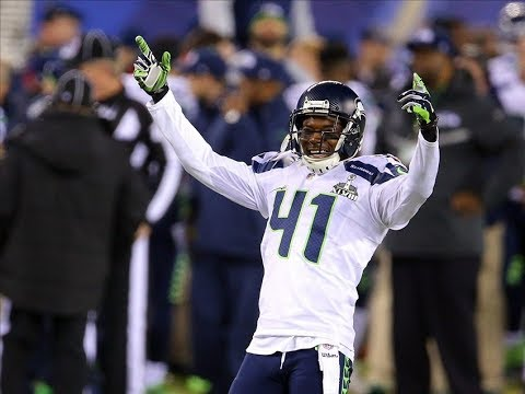 "Byron Maxwell Seattle Seahawks Highlights "" Welcome back Byron"""