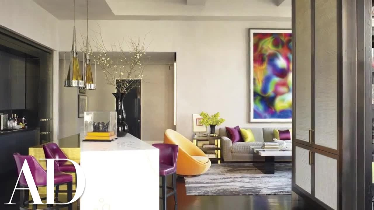 inside ad100 designer jamie drake s new apartment in nyc celebrity