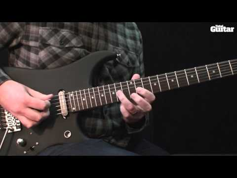 Guitar Lesson: Learn how to play The X-Files theme