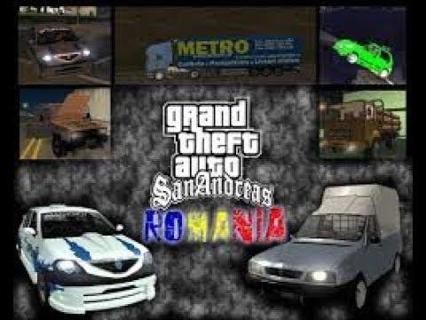 GTA ROMANIA DOWNLOAD(2018)