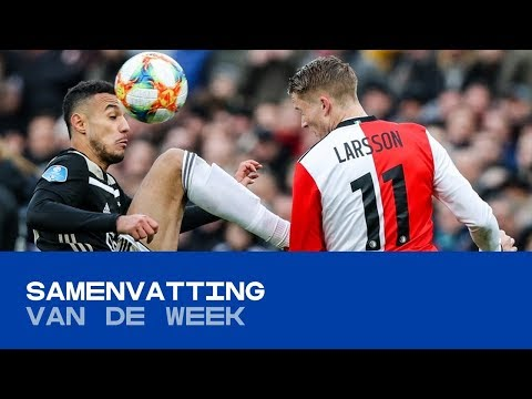 HIGHLIGHTS | Feyenoord - Ajax