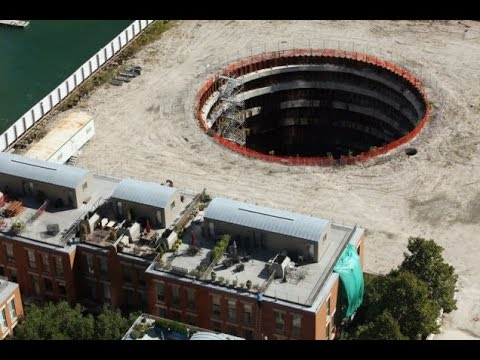 What to Do With The 76-Foot-Deep Hole In Chicago