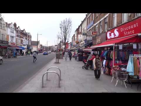 Walking On London's