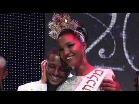 First black Miss Israel idolizes Obama