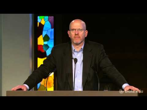 Paul Spears: Resisting the Pressures of Our Culture [Talbot Chapel]