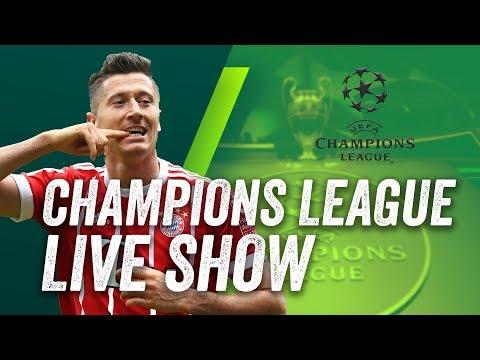 Champions League LIVE: Bayern München, Barcelona, PSG & mehr - unserer Prognose + Live-Reaktionen