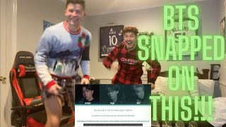 Download BTS - UGH! (REACTION) THEY SNAPPED ON THIS TRACK!!!