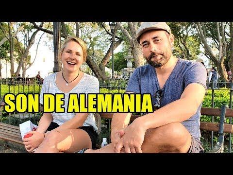 A Estos ALEMANES Les Encanta GUATEMALA