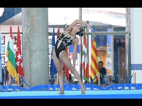 Final Solo - Junior Mediterranea - Marta Torrens - Valladolid Verano 2016