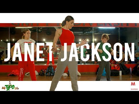 Janet Jackson - IF | Choreography With Marie Poppins
