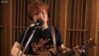 Ed Sheeran Jay-Z Empire State Of Mind BBC Radio 1 Live Lounge 2012