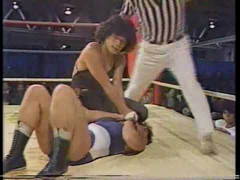 Yumi Ikeshita vs. Nancy Kumi (AJW November 1980)