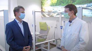 Der gemeinsame Kampf gegen Krebs: Blick hinter die Kulissen des Onkologischen Zentrums