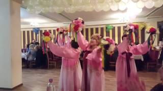 Фергана Корейский Новый Год. 1 часть