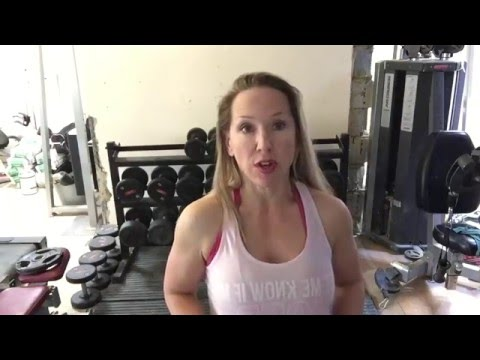 Whole Body Weights Workout 2  Weight training for beginners  Weight training for women  Gym exercise