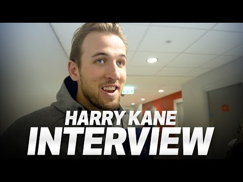 INTERVIEW | HARRY KANE ON 100 PREMIER LEAGUE GOALS