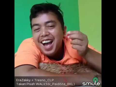 Takkan Pisah ( Cover )Faank Bandwali Feat Tresno ~ Era Zakky