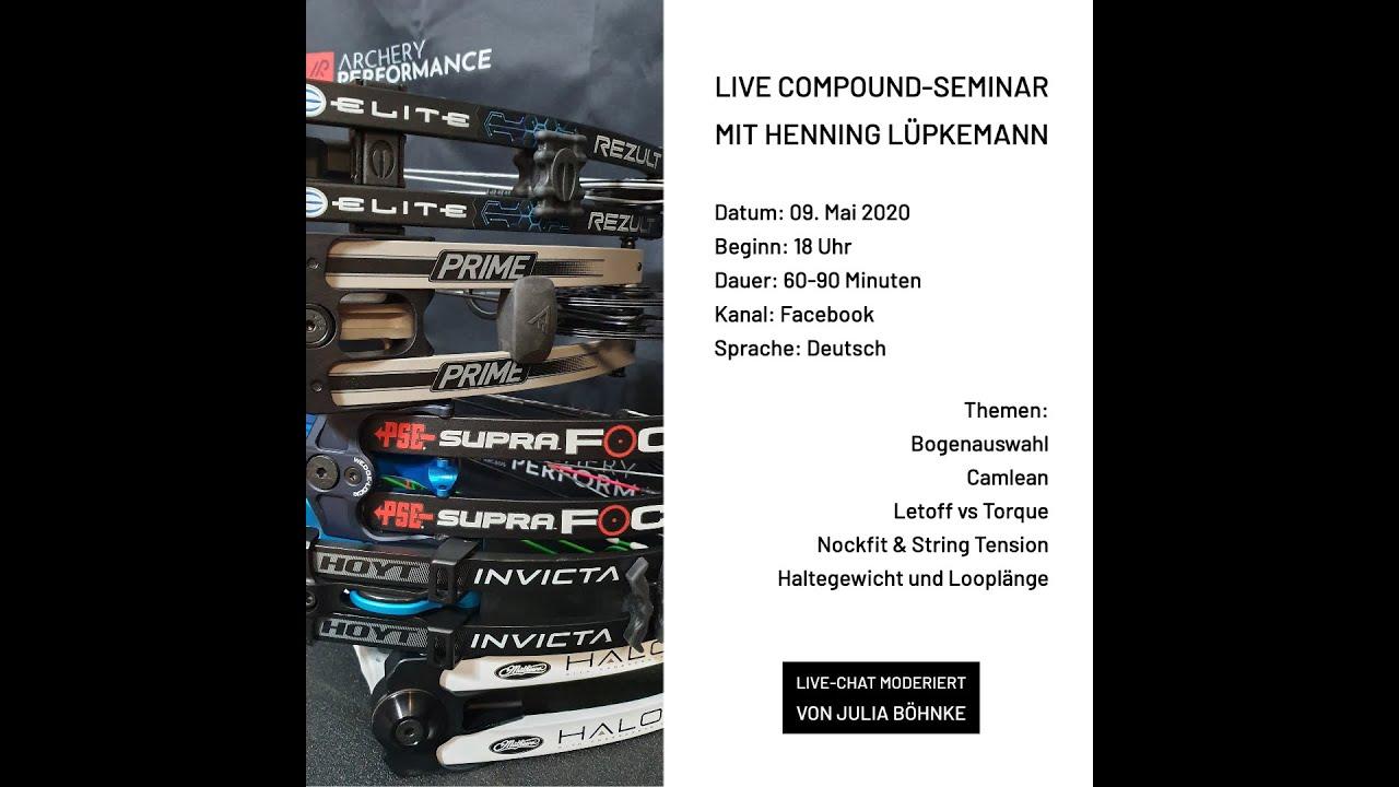 Compound: Live-Seminar mit Henning Lüpkemann