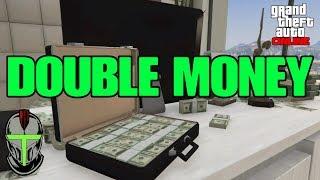 GTA Online DOUBLE MONEY!