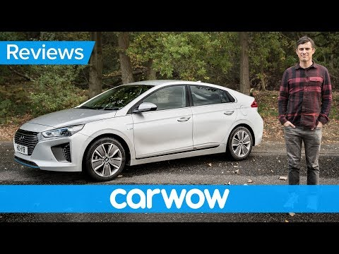 Hyundai Ioniq hybrid 2018 in-depth review | Mat Watson Reviews