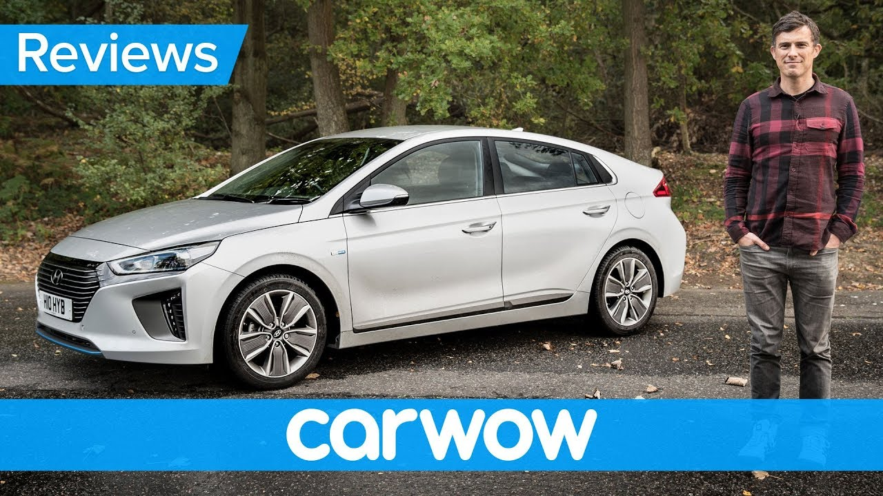Hyundai Ioniq Hybrid 2018 In Depth Review Carwow Reviews