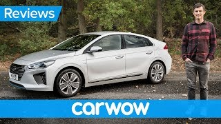 Hyundai Ioniq hybrid 2018 in-depth review | carwow Reviews