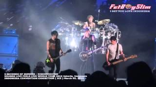 5 SOS - DISCONNECTED live in BSD CITY, 2016 Jakarta Indonesia 5 SECONDS OF SUMMER