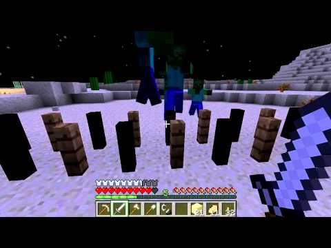 Minecraft Blocks & Items: Netherbrick Fence