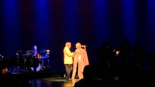 Lady Gaga and Tony Bennett - cheek to cheek ( Wallingford CT 6/29/15 )