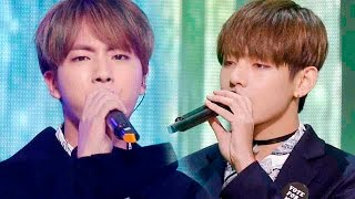 《Comeback Special》 방탄소년단(BTS) - Butterfly(버터플라이) @인기가요 Inkigayo 20151206