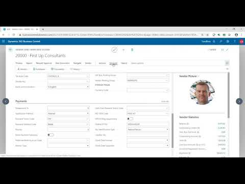 Vendor 1099's in Dynamics 365 Business Central | Western Computer