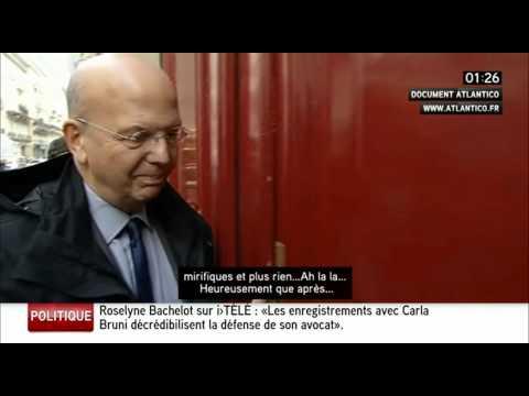 3 --  VIDÉO - Nicolas  Sarkozy enregistré par - Patrick. Buisson --- 06/03/2014