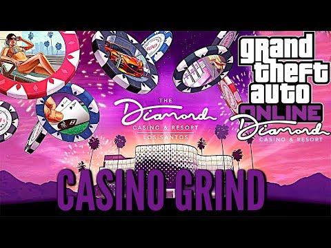 Gta 5 online: `Diamond Casino and Resort DLC` Gameplay and Casino Games  (Gta Online Casino Update)