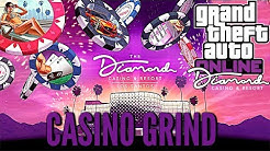 "Gta 5 online: ""Diamond Casino and Resort DLC"" Gameplay and Casino Games  (Gta Online Casino Update)"