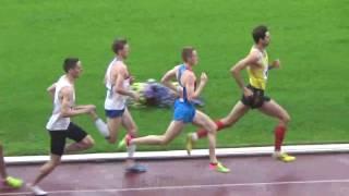 Мемориал братьев Знаменских, 800 метров мужчины