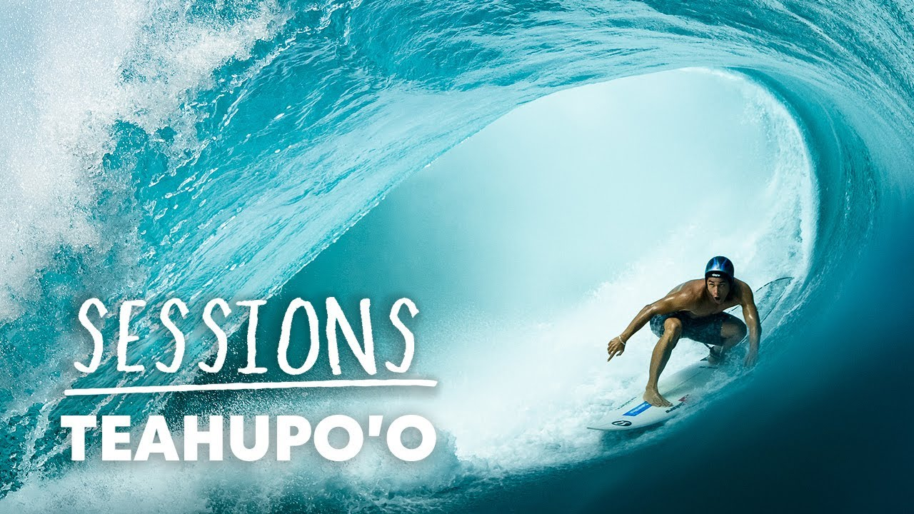 Tyler Newton and Tahiti's Best Surfers Take On Perfect Teahupo'o