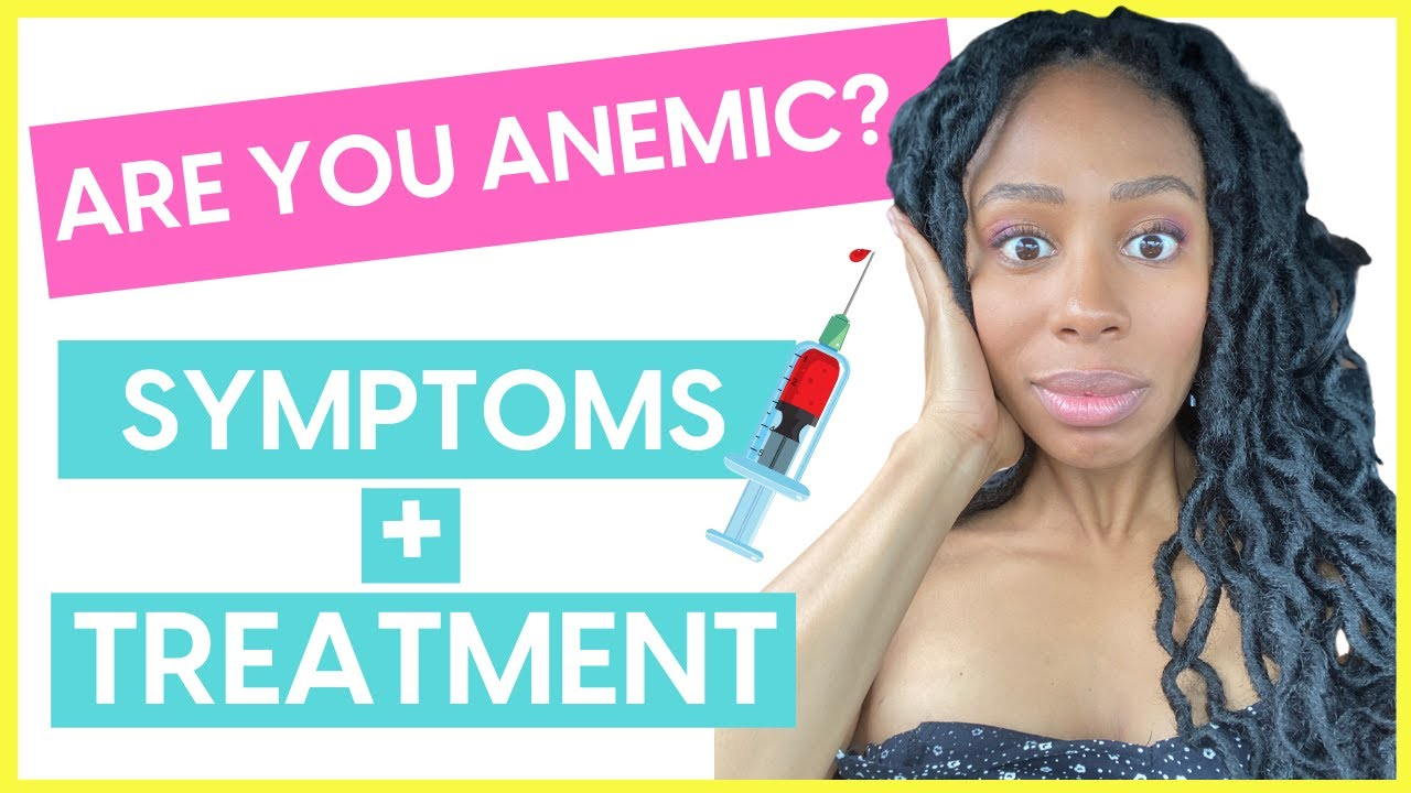anemia 3rd trimester
