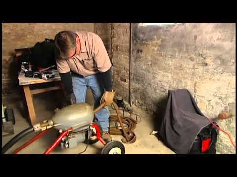 Sewer Lateral Cleaning & Inspection featuring MMSD on Building Wisconsin