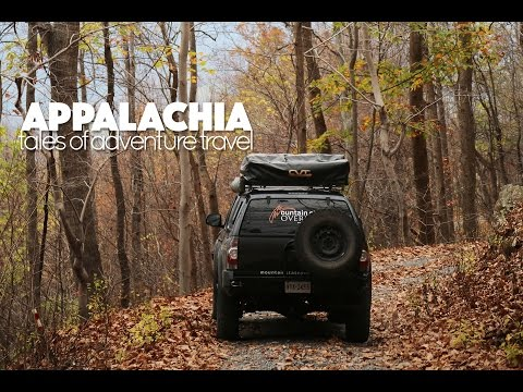 S2E10: Tales of Adventure Travel - Appalachia