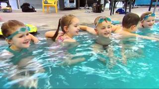 Physical activity - learn to swim