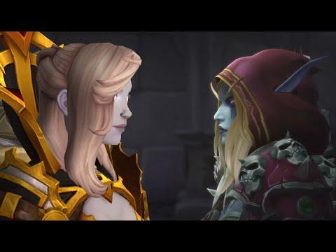 The Story Of Calia Menethil - Future Queen Of The Forsaken?  [Lore]