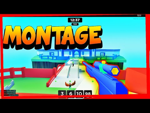Big Paintball Montage | Roblox