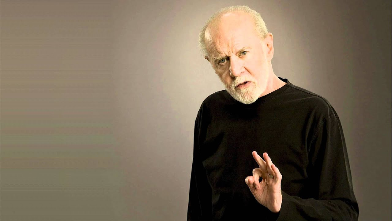 george carlin on grouping and individuality youtube
